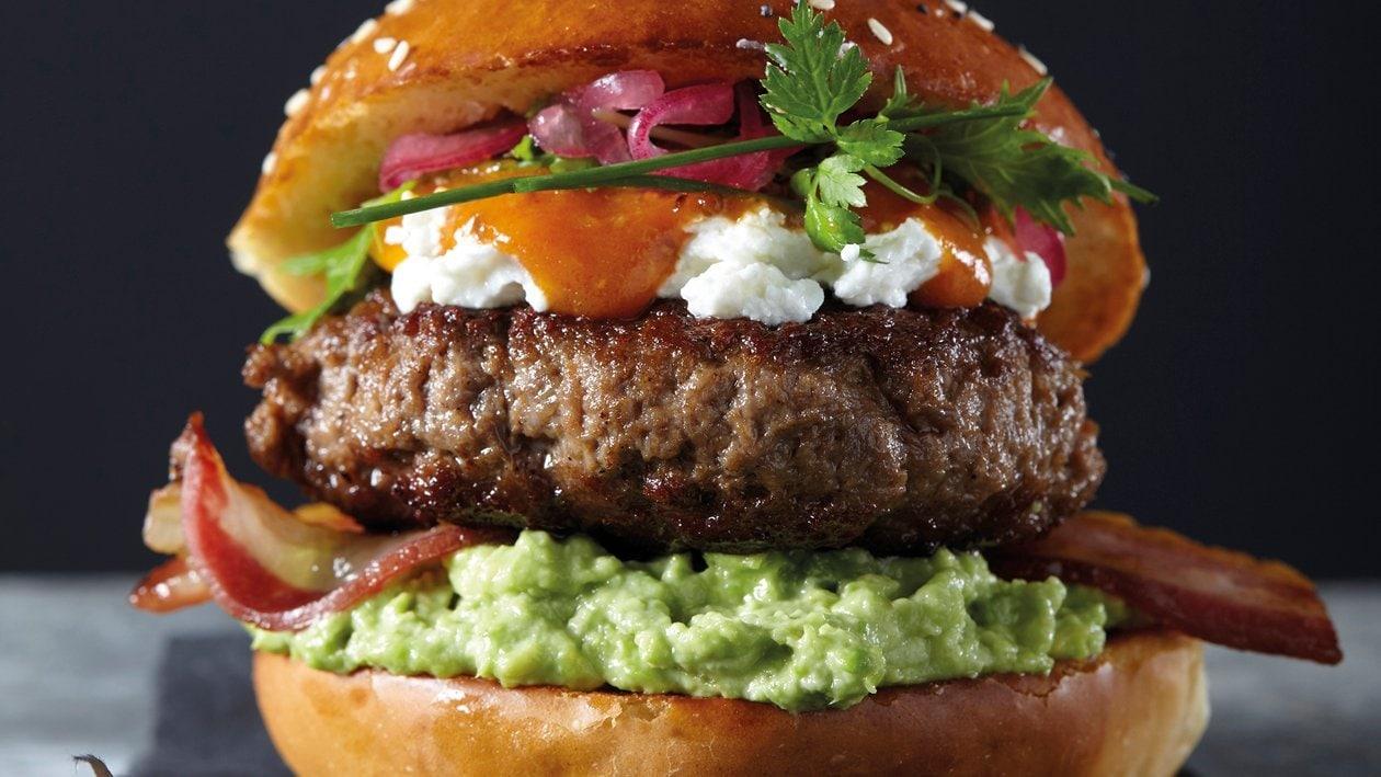 Beef Burger New York
