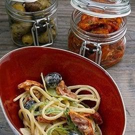 Spargel-Pasta Salat