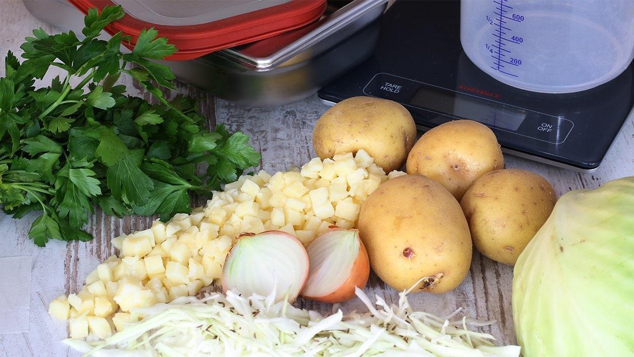 Weißkohleintopf