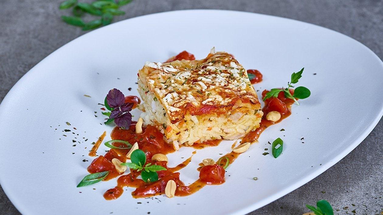 Risotto Lasagne