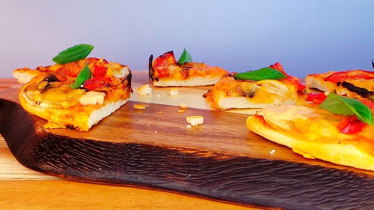 Paprika - Pilz Pizza