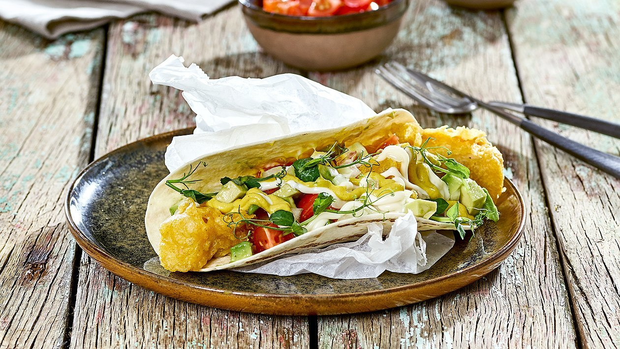 Baja Fish Taco