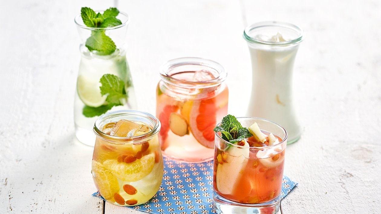 Limetten -  Minze Limonade