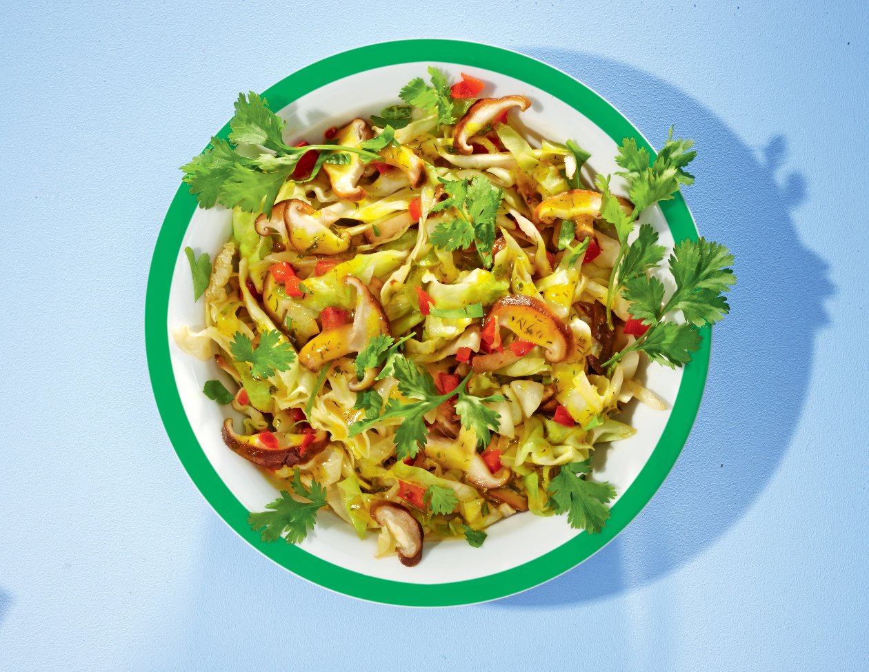 "Weißkohlsalat ""Shanghai"""