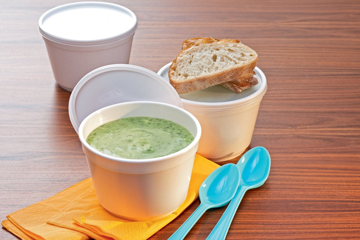 Bärlauch Spargel Cremesuppe